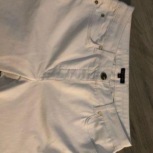 ESCADA white jeans sz40